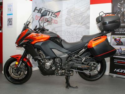 Kawasaki Versys 1000 Adventure ABS