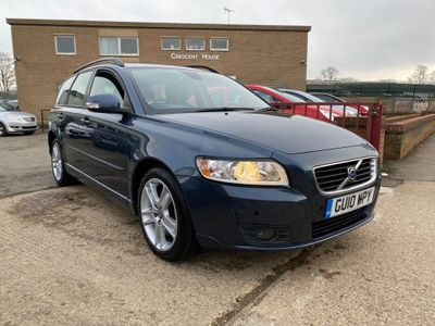 Volvo V50 Estate 2.0D SE Premium Powershift 5dr