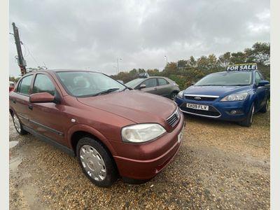 Vauxhall Astra Hatchback 1.6 i LS 5dr (a/c)