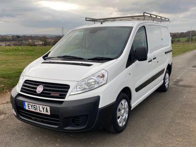 Fiat Scudo Panel Van 2.0 JTD Multijet DPF L2H1 12Q Comfort Panel Van 5dr (EU5)