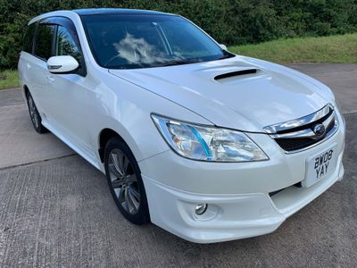 Subaru Exiga Estate 2.0GT Turbo 4WD Si Drive 7 Seat Pan Roof