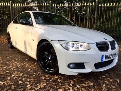 BMW 3 Series Coupe 2.0 320i Sport Plus Edition 2dr