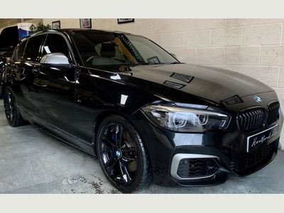 BMW 1 Series Hatchback 3.0 M140i GPF Shadow Edition Sports Hatch Auto (s/s) 5dr