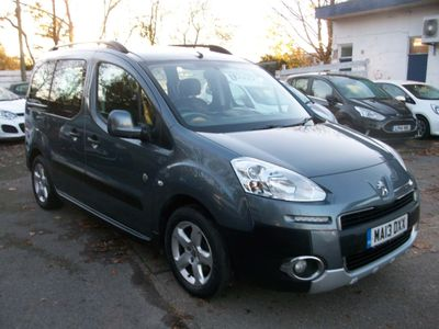 Peugeot Partner Tepee MPV 1.6 HDi Tepee Outdoor 5dr