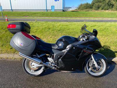 Honda CBR1100XX Super Blackbird Tourer 1100 XX-W Super Blackbird