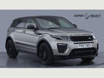 Land Rover Range Rover Evoque SUV 2.0 SD4 HSE Dynamic Auto 4WD (s/s) 5dr