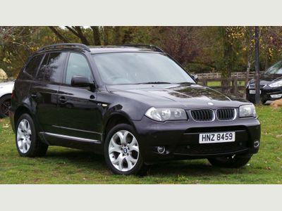 BMW X3 SUV 3.0 i Sport 5dr