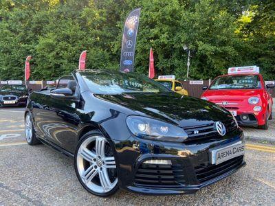 Volkswagen Golf Convertible 2.0 TSI R Cabriolet DSG 4x4 2dr