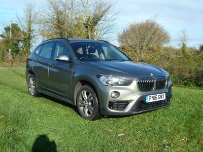BMW X1 SUV 2.0 18d Sport sDrive (s/s) 5dr