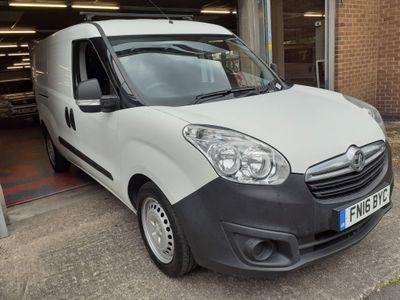 Vauxhall Combo Panel Van 1.6 CDTi 2300 L2 6 Door Panel Van