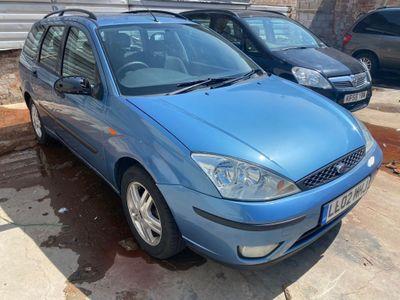 Ford Focus Estate 1.6 i 16v Zetec 5dr