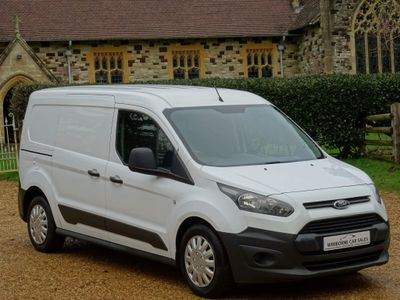 Ford Transit Connect Other 1.6 TDCi 230 Crewcab L2 6dr (5 Seat)