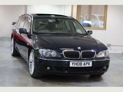 BMW 7 Series Saloon 5.0 750Li 4dr