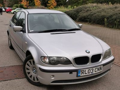 BMW 3 Series Saloon 2.0 320d 4dr