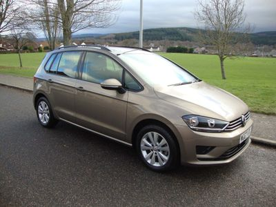 Volkswagen Golf SV MPV 1.4 TSI BlueMotion Tech SE DSG (s/s) 5dr