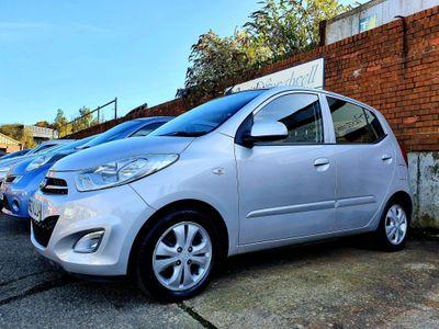 Hyundai i10 Hatchback 1.2 Style 5dr