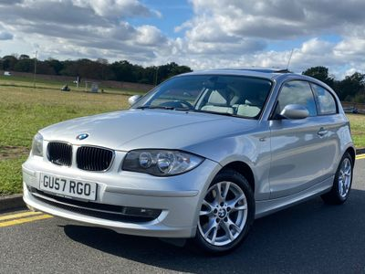 BMW 1 Series Hatchback 2.0 120i SE Auto 3dr