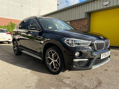 BMW X1 SUV 2.0 18d xLine Auto sDrive (s/s) 5dr
