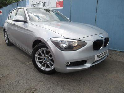 BMW 1 Series Hatchback 1.6 116i SE Sports Hatch (s/s) 5dr