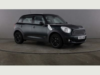 MINI Countryman Hatchback 1.6 Cooper ALL4 5dr