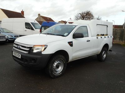 Ford Ranger Pickup 2.2 TDCi XL Regular Cab Pickup 4x4 2dr (EU5)