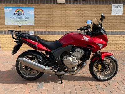 Honda CBF600 Naked 600 600 S