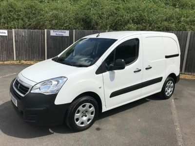 PEUGEOT PARTNER Unlisted 850 1.6 BlueHDI 100 Professional Van