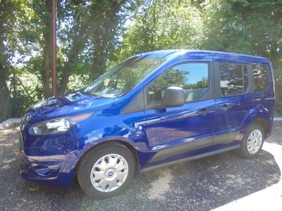 Ford Transit Connect Window Van WHEELCHAIR ACCESS, 2 SEATS PLUS CHAIR
