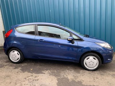 Ford Fiesta Hatchback 1.4 TDCi Edge 3dr