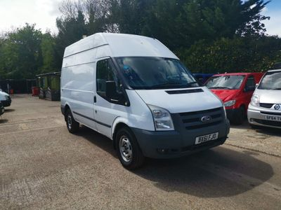 Ford Transit Panel Van 2.4 TDCi 350 Duratorq High Roof MWB 3dr
