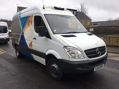 Mercedes-Benz Sprinter Panel Van 2.2 CDI 516 Panel Van 4dr MWB