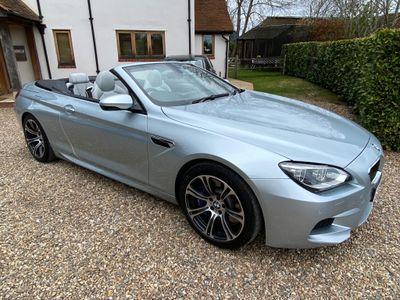 BMW M6 Convertible 4.4 M DCT 2dr