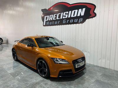 Audi TT Coupe 2.0 TD Black Edition S Tronic quattro 2dr