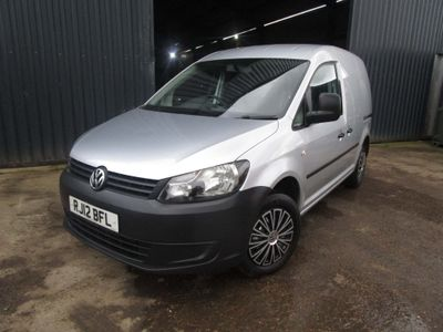 VOLKSWAGEN CADDY Panel Van 1.6 TDI C20 Panel Van 4dr