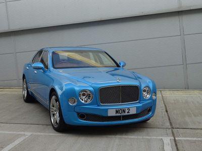 Bentley Mulsanne Saloon 6.75 4dr