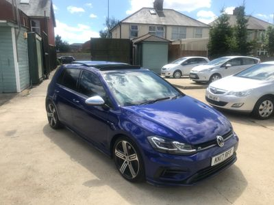Volkswagen Golf Hatchback 2.0 TSI BlueMotion Tech R DSG 4Motion (s/s) 5dr