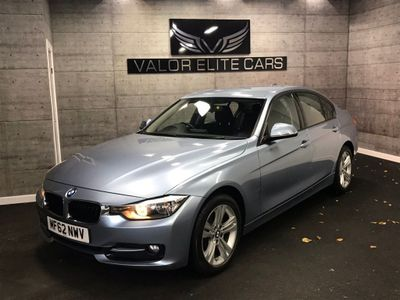 BMW 3 Series Saloon 2.0 316d Sport (s/s) 4dr
