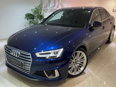 Audi A4 Saloon 2.0 TDI 40 S line S Tronic (s/s) 4dr