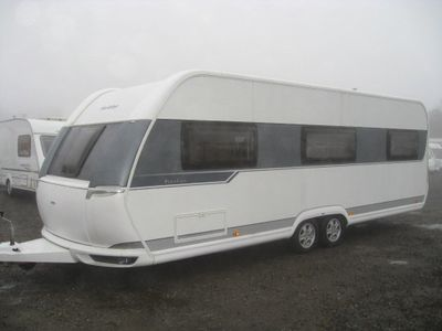 Hobby 650 PRESTIEGE UMFE Tourer 2016 5 BERTH FIXED BED