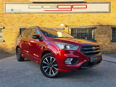 Ford Kuga SUV 1.5T EcoBoost ST-Line (s/s) 5dr