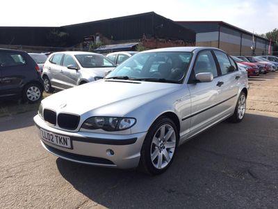 BMW 3 Series Saloon 1.8 316i SE 4dr