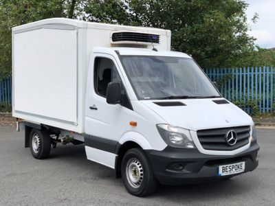 Mercedes-Benz Sprinter Temperature Controlled 2.1 CDI BlueEFFICIENCY 313 Chassis Cab 7G-Tronic 2dr MWB