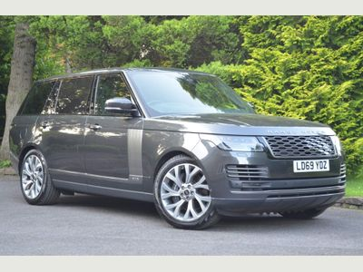 Land Rover Range Rover SUV 2.0 P400e 13.1kWh Autobiography Auto 4WD (s/s) 5dr LWB