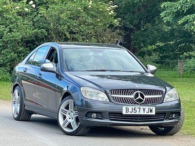 Mercedes-Benz C Class Saloon 2.5 C230 SE 7G-Tronic 4dr