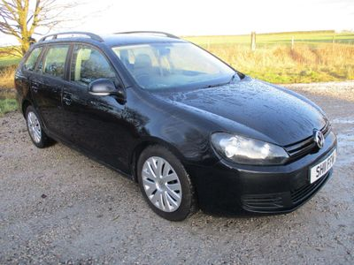 Volkswagen Golf Estate 1.6 TDI BlueMotion Tech S 5dr