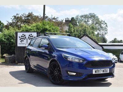Ford Focus Estate 1.5 TDCi EcoBoost ST-Line (s/s) 5dr