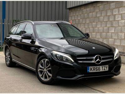 Mercedes-Benz C Class Estate 2.1 C300dh Sport G-Tronic+ (s/s) 5dr