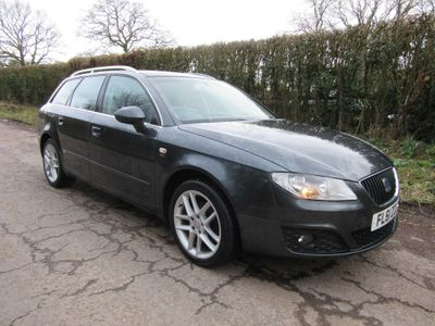 SEAT Exeo Estate 2.0 TDI DPF SE (Tech Pack) ST 5dr