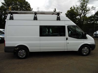 Ford Transit Other 2.2 TDCi 350 L High Roof Double Cab-in-Van 3dr (EU5, LWB)