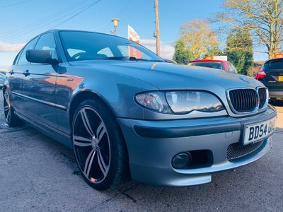 BMW 3 Series Saloon 2.0 318i Sport 4dr